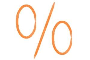 ANCORA IN CALO IL TASSO DI INTERESSE LEGALE: DALL'1% ALLO 0,5%