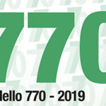 770/2019: entro il 31 ottobre l'invio all'Agenzia delle Entrate