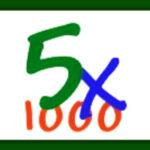 La tempistica della rendicontazione del 5 per mille